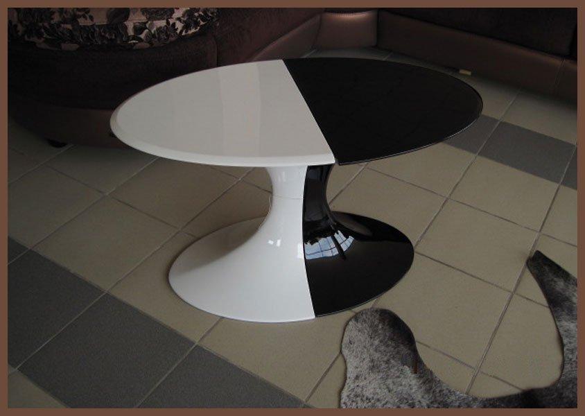 Столик «Бонтемпи»черный