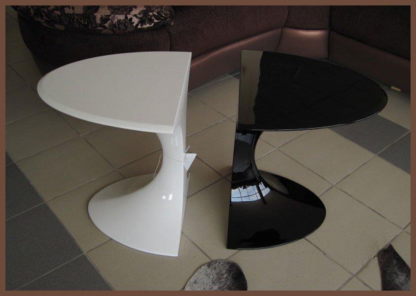 Столик «Бонтемпи» белый